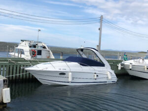 25 foot power boat for sale