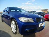 2010 BMW 3 Series 2.0 318D M SPORT 4d 141 BHP CHEAP TAX Saloon Diesel Manual