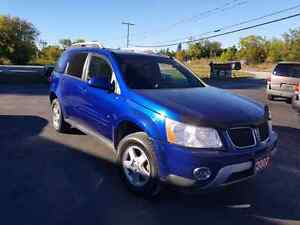 2007 pontiac torrent 134k  cert e-tested we finance Belleville Belleville Area image 1