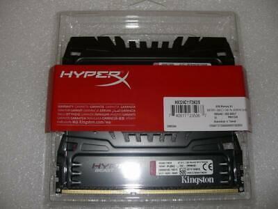 8GB Kingston HyperX Beast DIMM XMP Kit (2x4GB) DDR3-2400 (HX324C11T3K2/8)