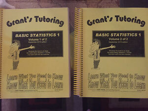 Grant's Tutoring for Stats 1000