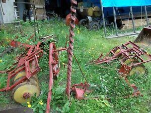 Ferguson Tractor 1947-1953