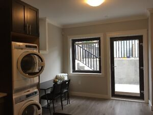 Brand new basement in charming Kitsilano Vancouver