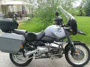 2002 BMW GS 1150 Mint Touring Motorcycle Lots o Extras CERTIFIED