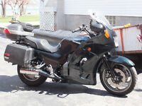 kawasaki concours low ks v good condition new tires