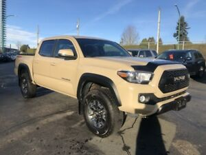 2017 Toyota Tacoma Double Cab Long Bed V6 TRD OFF ROAD 4WD