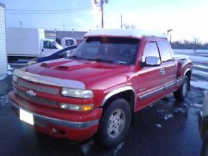 Chevrolet  Pickup 1500