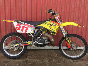 2003 rm-z 250 for sale London Ontario image 2