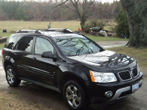2008 Pontiac Torrent cert and etested