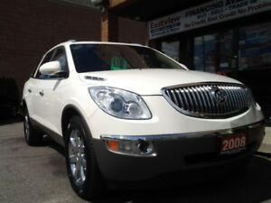 2008 Buick Enclave NO ACCIDENT,7 SEAT,AWD,LEATHER,SUNROOF$8888