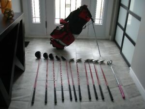 ladies golf set