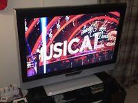 "37"" HD Flat screen Bush TV with freeview"