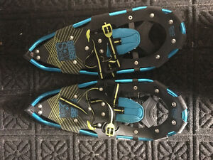 Brand new youth snow shoes