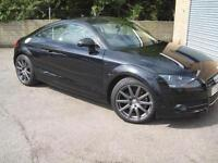 2008/58 AUDI TT COUPE 2.0TDI 170BHP 2008MY QUATTRO FULL LEATHER