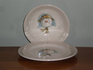 Royal Doulton Snowman Gift collection