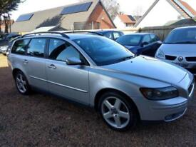 2005 Volvo V50 2.0D SE/ FULL SERVICE HISTORY/ 3 Keepers