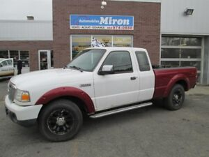 "Ford Ranger 4WD SuperCab 126"" 2008"