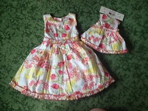Girls Size 3 Party Dress