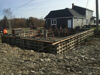 Basements, Building Foudations - Timothy Cook Construction
