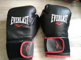 Everlast boxing gloves 12oz
