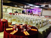 Fully licensed banquet hall to rent for all occasions