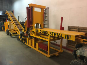 FIREWOOD SPLITTER/ PROCESSOR - EXCELLENT BUSINESS OPPORTUNITY !!