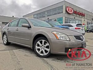 2007 Nissan Maxima 3.5 SL | AS-IS | Leather |