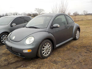 2005 VW Beetle GLS $5300 CERTIFIED! low kms