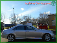 2006 (56) Mercedes-Benz S65 AMG 6.0 V12 Twin Turbo LWB Automatic