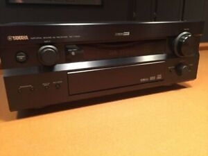 YAMAHA 7.1 AV RECEIVER RX-V1500 ~ THX Certified with Phono