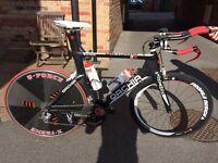 Quachia Time trial bike 56cm