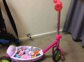 Children's kids scooter