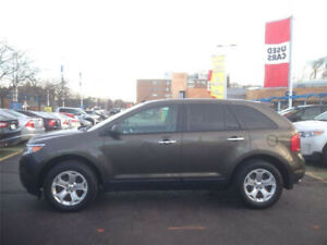 2011 Ford Edge SEL**NAVIGATION**LEATHER**SUNROOF**REMOTE STARTER