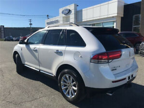 LINCOLN MKX 2012, COULEUR BLANC