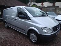 Mercedes-Benz Vito 2.1CDi 109 - Extra Long 109CDI 2010