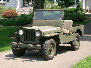 1940-1950's Jeep