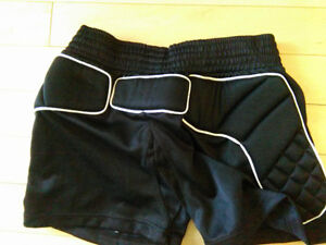 Soccer Goalie Shorts by Sells Supreme Kitchener / Waterloo Kitchener Area image 2