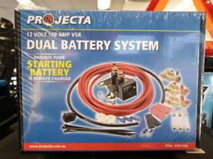 Projecta 12v 100 AMP Dual Battery System Roselands Canterbury Area Preview
