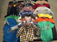 TONS of 6-9 month boys clothing