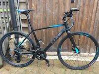 Cube Sl Road Race 2016 - Perfect Condition - Upgraded - Road/Hybrid
