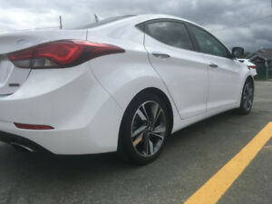 2015 Limited Hyundai Elantra