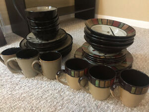 Moving sale! two sets of dishes for 20