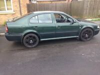 ****PLEASE READ**** SKODA OCTAVIA 4X4 TURBO (RARE CAR)