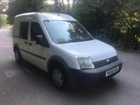 Ford Transit Connect 1.8TDCi ( 90PS ) High Roof Crew Van Euro IV T230 LWB L
