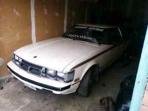 1981 Celica Supra 4000  willing to hear offers