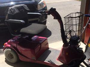 Pride celebrity dx sport scooter
