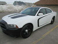 2012 Dodge Charger Police Berline