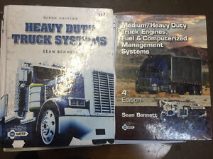 Truck and transport books