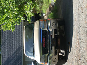 GMC  4x4 Truck Complete with Boss Plow