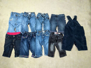 For Sale: 6-9mth clothing lot - girls - 80pcs